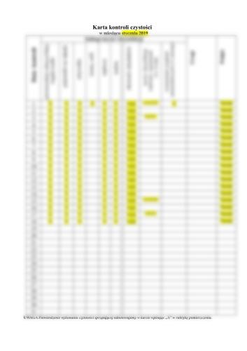 Bar - Księga HACCP + GHP-GMP dla baru 11