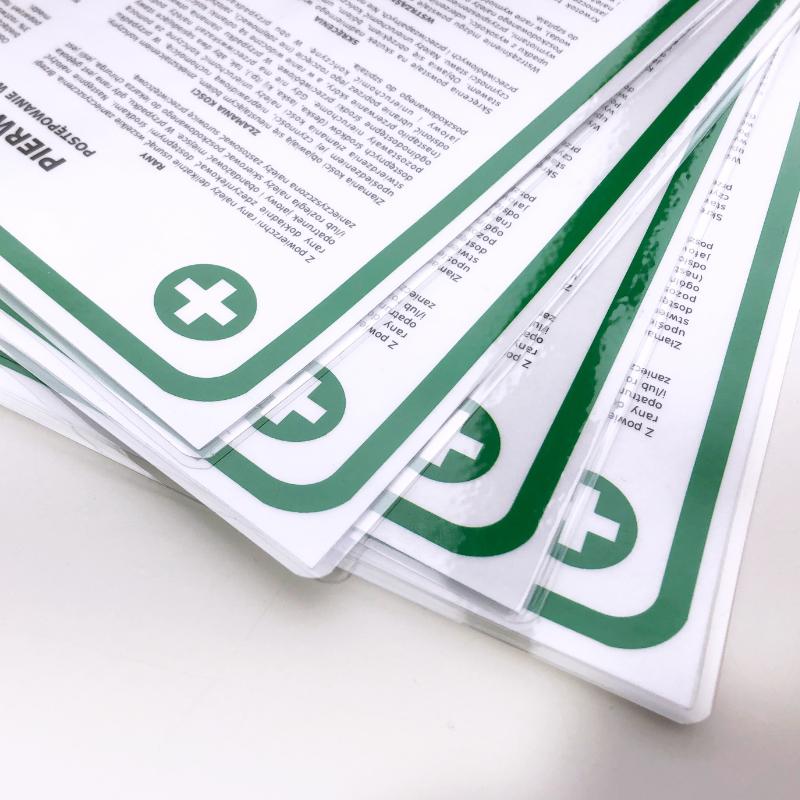 Podtrzymanie życia - instrukcja pierwszej pomocy Podstawowe podtrzymanie życia 2
